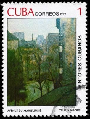 Monuments et histoire de paris illustr s par des timbres for Garage avenue du maine