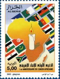 ua 1 anniv algérie