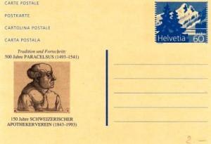 Entier postal suisse