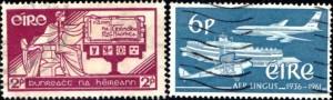 irlande 71 et 148 r972