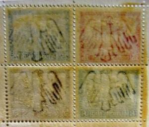 3 reich IPOSTA1930 D aigle comp