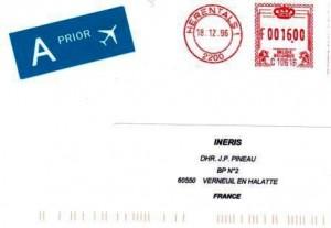 belgique e x 919