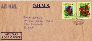 aitutaki courrier345