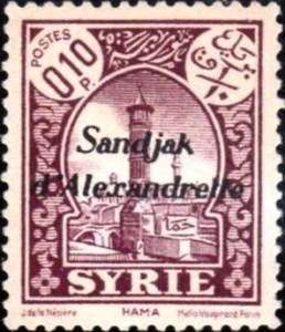 alexandrette sandjak958
