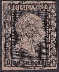 Prusse frederic Guillaume iV 1850