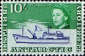 antarctique britannique
