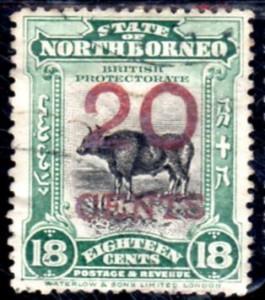 nord borneo état561