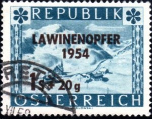 avalanche autriche 1954235