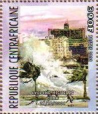 cyclone michelle 2001 cuba