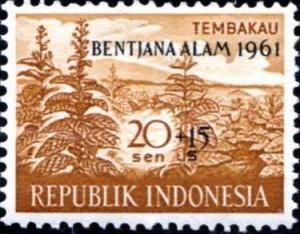 inondation indonésie 1961