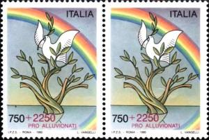inondation italie 1995