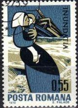 inondation roumanie-1970-
