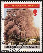 montserrat volcan 1997