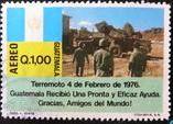 tremblement terre guatemala 1976