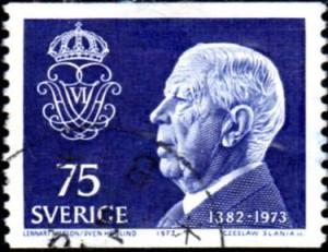 Gustav VI Adolph YT 794 847
