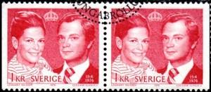 charles XVI Gustav Silvia YT 925846