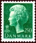 danemark Margrethe YT 726