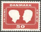 danemark margrethe m