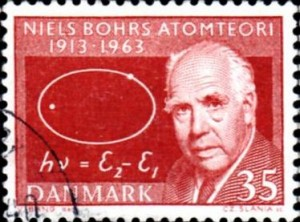 danemark niels Bohr YT 429
