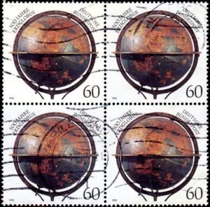 globe behaim 1492582