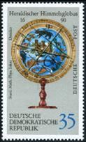 globe céleste Erhard Weigel 11690