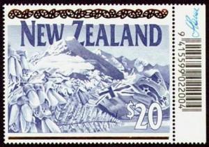 nouvelle Zélande YT 1276