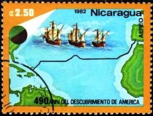 colomb itinéraire nicaragua