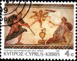 chypre-paphos-poseidon-amymone